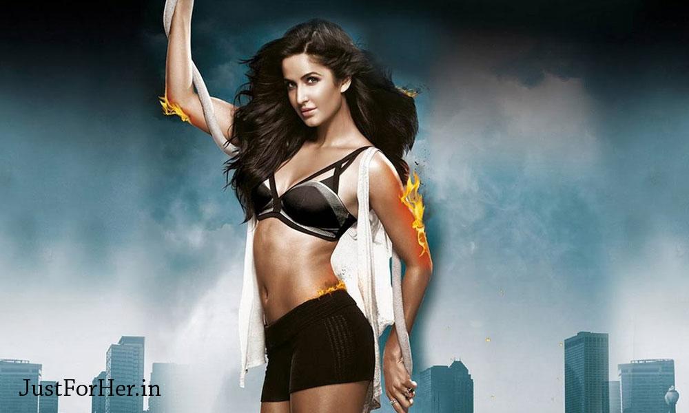How to Get a Curvy Body like Katrina Kaif