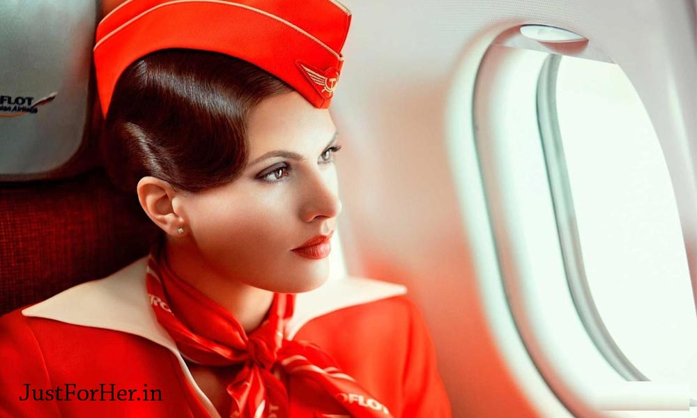 Beauty Secrets of Air Hostess Revealed