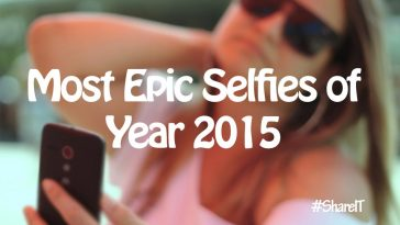 Most Epic Selfies of year 2015