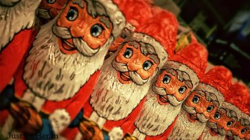 Who is Santa Claus and why we love him